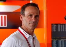 """MotoGP. Puig: """"Alex Marquez in HRC perché è campione della Moto2 non per il cognome"""""""