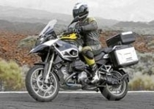 BMW R 1200 GS 2013, nuove foto spia