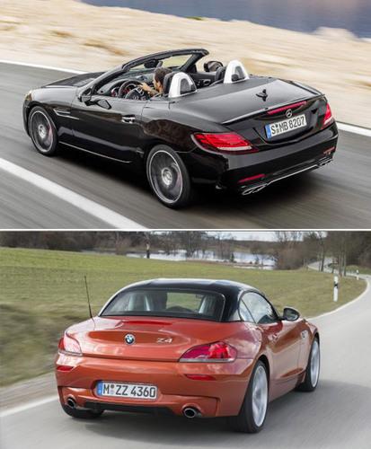 Bmw Z4 Sdrive20i M Sport: Quale Comprare, Confronto: Mercedes SLC 200 Sport Vs BMW