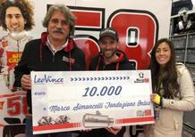 LeoVince: i 58 esemplari dedicati al Sic esauriti in due settimane