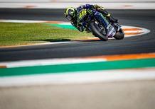 """Test MotoGP Valencia, Rossi: """"Più veloci di come abbiamo iniziato"""""""