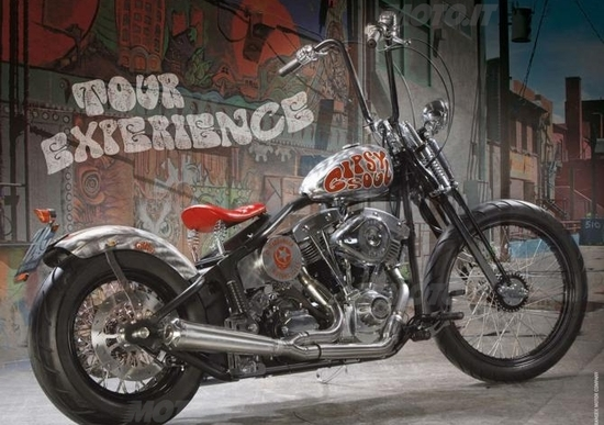 Headbanger protagonista al Motor Bike Expo 2012
