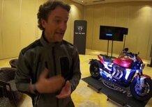 """Andrea Buzzoni: """"Le Triumph usate sono le moto che tengono meglio il valore"""""""
