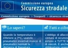 Nuovo sito Internet dell'Unione Europea per la sicurezza stradale