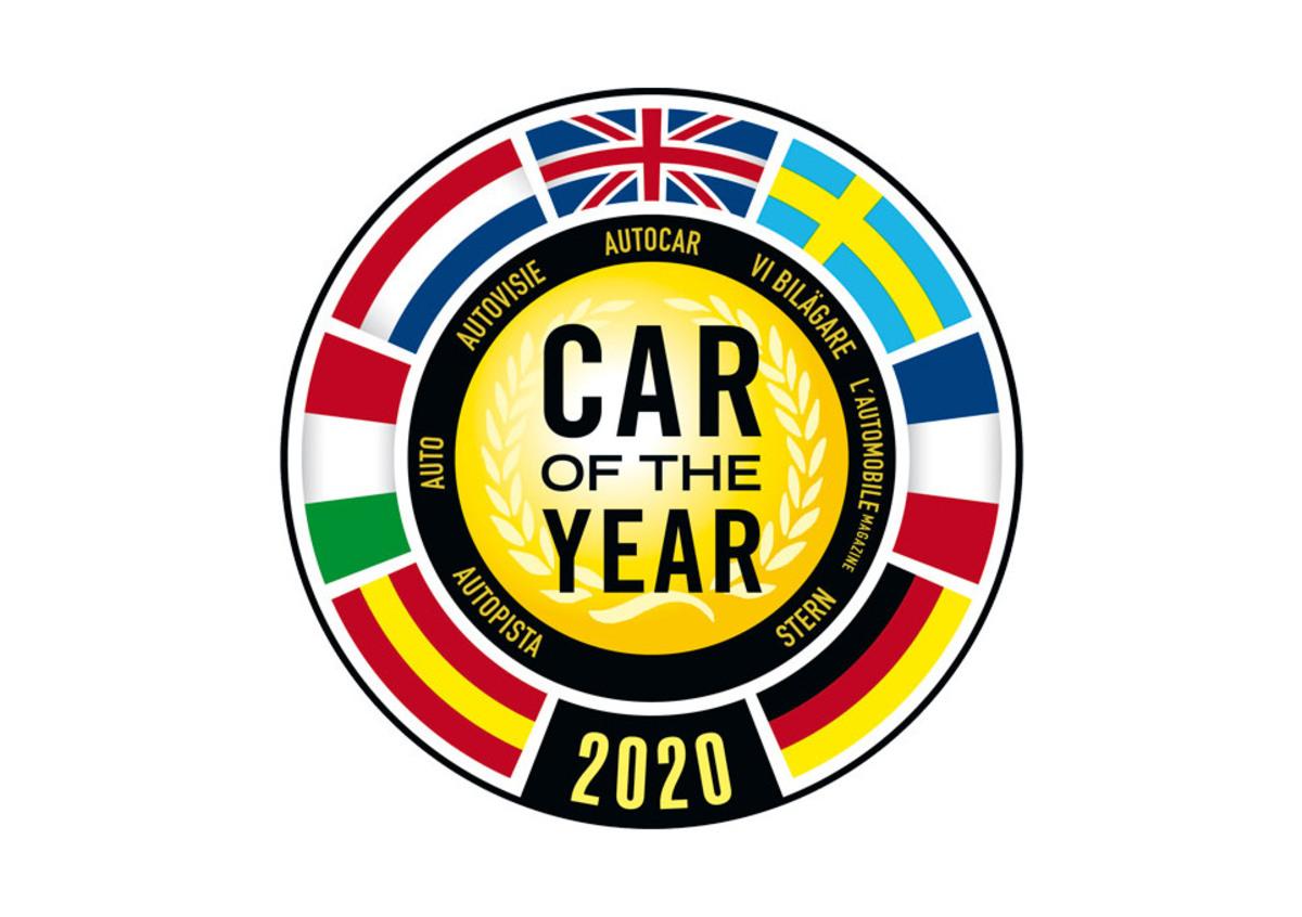 Risultato immagini per car of the year 2020