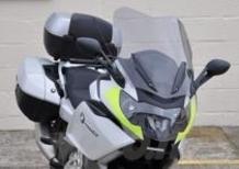 Cupolino rialzato Skidmarx per BMW K 1600 GT
