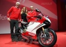Ducati premiata Moto dell'anno in Germania