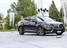 Renault Espace e Talisman: la precisione del 4Control
