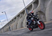 Yamaha MT-125 2020: look e grinta della MT-09 a portata di patente A1
