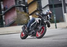 Yamaha MT-03 2020: la fun-bike diventa più facile e divertente