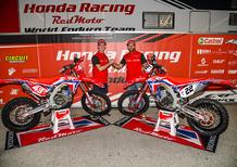 McCanney: dal 2020 con Honda RedMoto