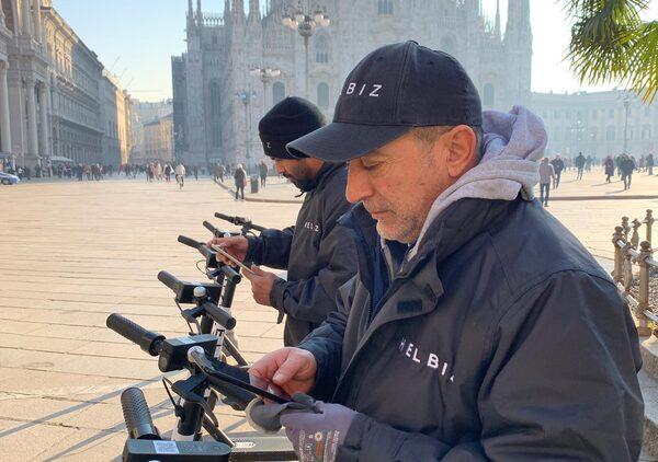 Milano, tornano i monopattini elettrici