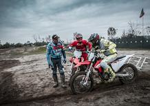 Scuola di Motocross con Gio Sala - Quarta puntata: la partenza