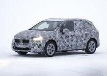 BMW Serie 2 Active Tourer: avvistata la nuova generazione [Foto spia]