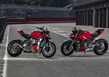Ducati: in arrivo una Streetfighter V2?