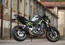 Kawasaki Z900 2020. Benvenuta elettronica