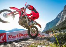 Honda CRF-RX 2020: Potenza sotto controllo