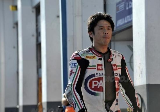 Haga nel British Superbike con Yamaha