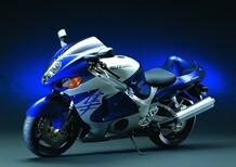 Suzuki Hayabusa: torna con l'Euro-5?