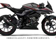 Suzuki Katana 125R. Una special per il mercato giapponese
