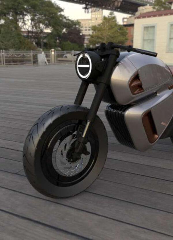 NAWA Racer: al CES di Las Vegas arriva la moto con gli ultracondensatori
