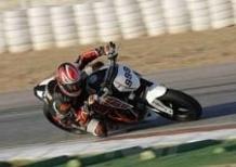 La KTM Duke 690 è pronta per scendere in pista nel suo Trofeo