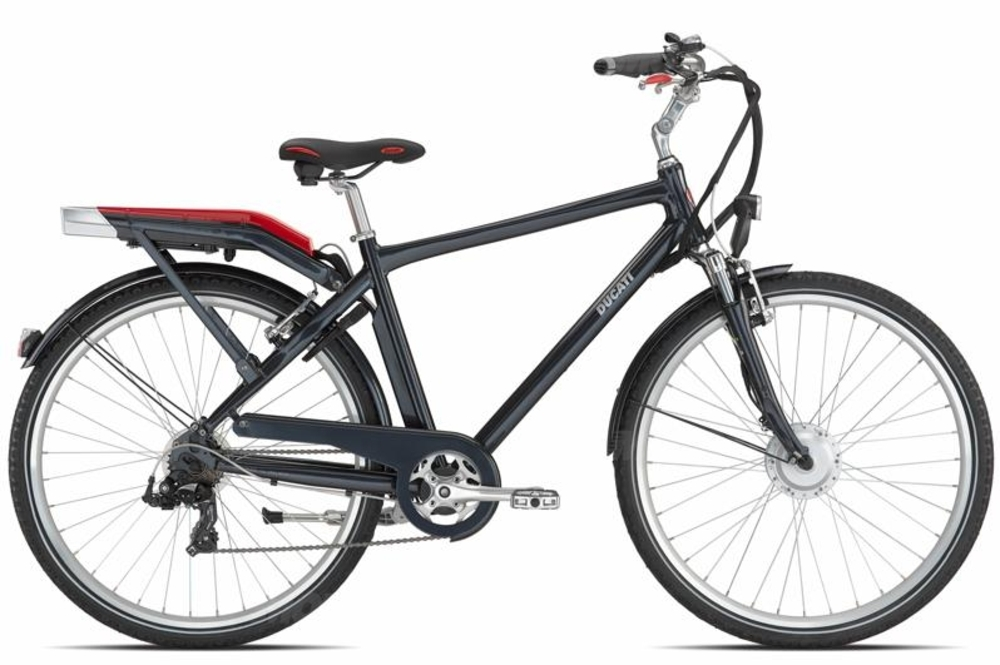 City King E City Queen Biciclette A Pedalata Assistita Ducati By