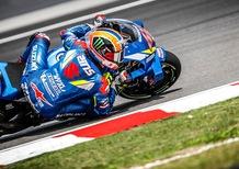 "Ken Kawauchi, Suzuki MotoGP: ""Il nuovo motore va molto bene"""