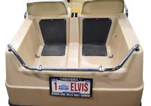 Elvis Presley andava in Harley anche in giro per Graceland