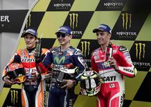 MotoGP 2016. Le dichiarazioni dei protagonisti dopo le qualifiche