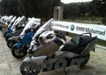 Debuttano gli scooter BMW C600 Sport e C650GT