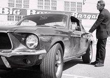 Ford Mustang Bullitt di Steve McQueen: venduta all'asta per 3,7 milioni di dollari