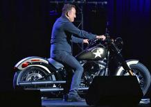 Moto e Celebrity: Bruce Springsteen mette all'asta la sua Harley