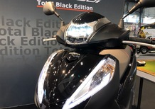 Honda: SH300 Total Black a Motor Bike Expo 2020