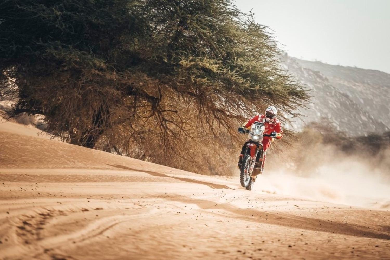Africa Eco Race. D-10. Il giorno di Giovanni Gritti (Honda)