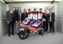 Total Italia e Gresini Racing rinnovano l'accordo a MBE