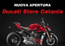Ducati Catania, inaugurazione il 25 e il 26 gennaio con Michele Pirro e Desmosedici GP19
