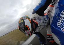 Peter Hickman: BMW a Snetterton, video a 360°