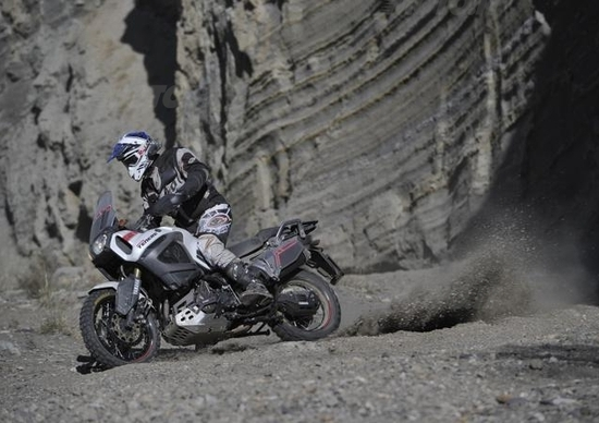 Yamaha XT1200Z Worldcrosser. Terza tappa, comfort e consumi