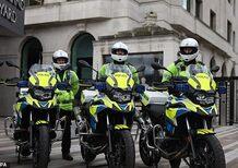 Londra: la polizia si dota di sette BMW F750GS per contrastare i furti di moto e scooter