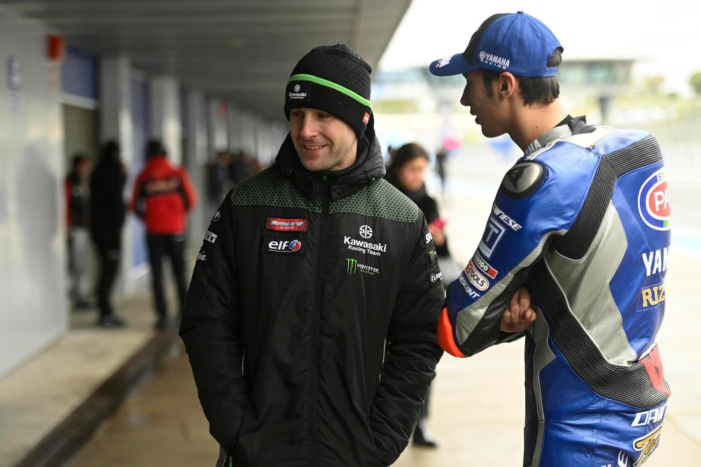 SBK. E' di Rea il miglior tempo nei test di Jerez