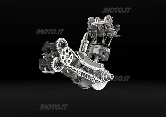 Ducati nuovo motore DVT: debutto ufficiale il 15 ottobre