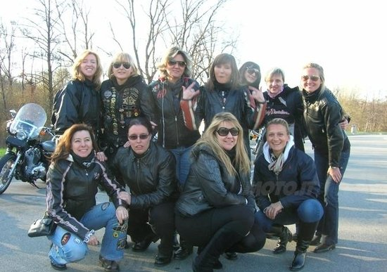 Harley-Davidson Spring Break. Come on Ladies!