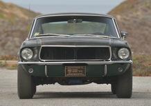Ford Mustang Bullitt, l'esemplare da 3,4 milioni di dollari non sarà restaurato