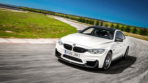 BMW M4 Competition Sport: esclusività spagnola (5)