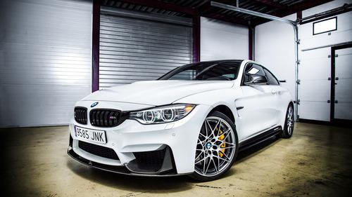 BMW M4 Competition Sport: esclusività spagnola (9)