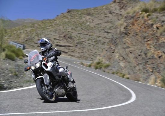 Super Ténéré Experience. Demoride sulle strade più belle d'Italia con Yamaha