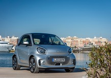 smart Fortwo EQ 2020 elettrica, ora c'è tutto. Tranne i motori a benzina [Video]