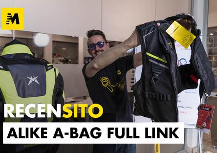Alike A-BAG Full Link. Ecco l'airbag meccanico più moderno, sicuro ed economico!