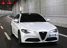 Alfa Romeo Giulia diesel 2.2 180 CV [Video Prime Impressioni]